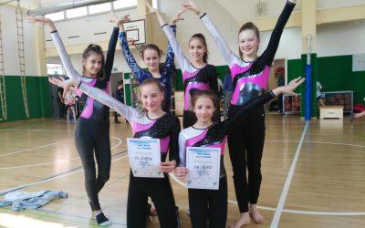 Finale za gimnastičarke